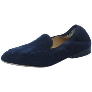Truman's Klassischer Slipper blau