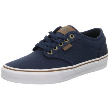cheap for discount 812db 355bf Vans Street Look blau