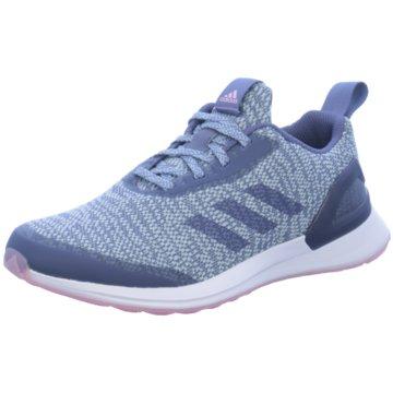 adidas Sneaker LowRapidaRun X Schuh - D97078 blau