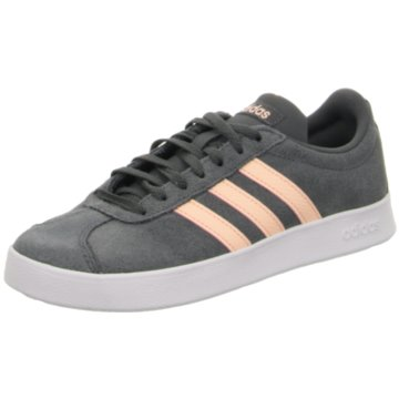adidas Sneaker LowVL Court 2.0 Women grau