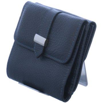 Maxima Geldbörse blau