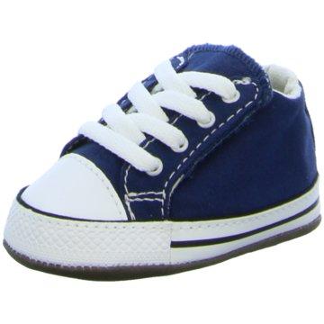 Converse Schnürschuh blau