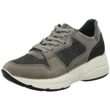 Igi&Co Plateau Sneaker grau