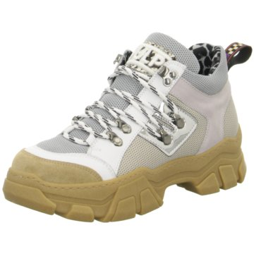 Meline Top Trends Sneaker grau