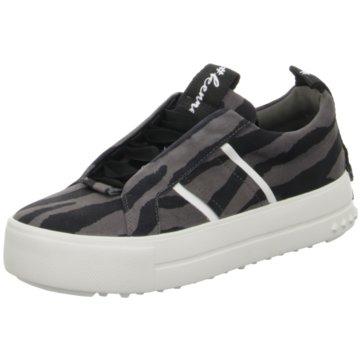Kennel + Schmenger Plateau Sneaker grau