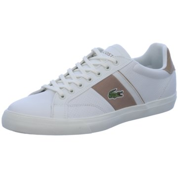 Lacoste Sneaker Low beige