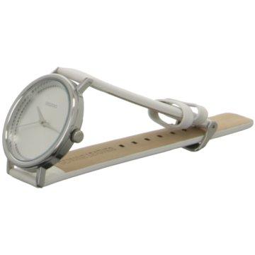 OOZOO Uhren weiß