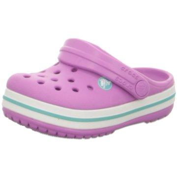 CROCS Kleinkinder Mädchen lila