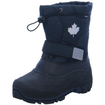 Canadians Winterstiefel blau