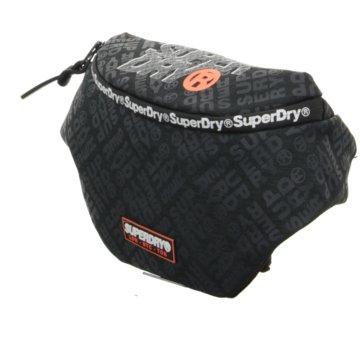 Superdry Bauchtaschen schwarz