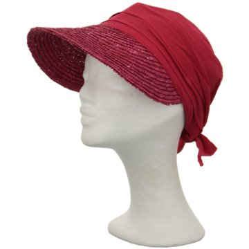 Hut Weber Caps Damen rot
