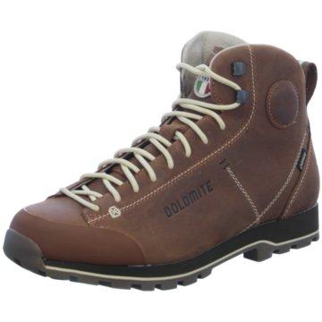 Dolomite Outdoor SchuhShoe 54 High FG GTX braun