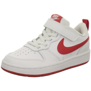 Nike Sneaker HighNike Court Borough Low 2 - BQ5451-103 weiß