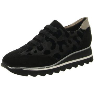Alfredo Giantin Sneaker schwarz