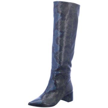 RAS Klassischer Stiefel blau