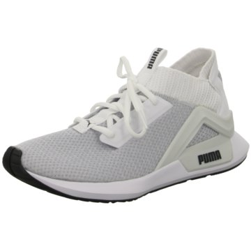 Puma Sneaker World grau