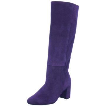 Gabor Klassischer Stiefel lila