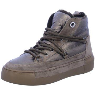 Alpe Woman Shoes Winterboot braun