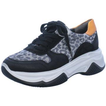Paul Green Plateau Sneaker grau