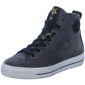Paul Green Sneaker High4842 grau