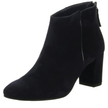 Paul Green Ankle Boot blau