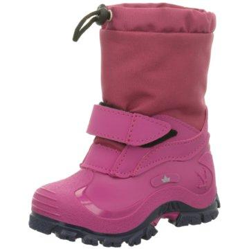 Geka Winterstiefel pink