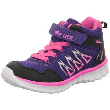 Lico Sneaker High lila