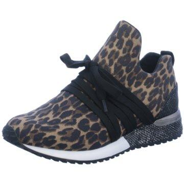 La Strada Sneaker High braun