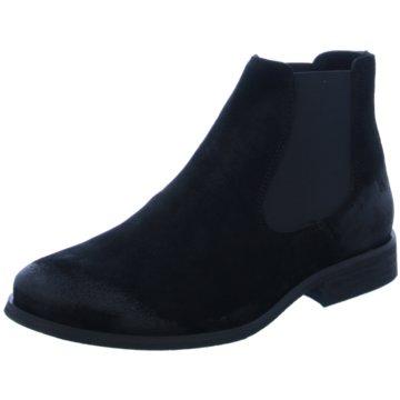 Porty's Chelsea Boot schwarz