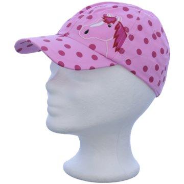 Döll Mütze Kinder rosa