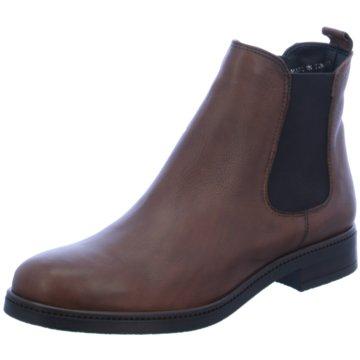 Carmens Chelsea Boot braun
