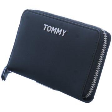 Tommy Hilfiger Geldbörsen & Etuis schwarz