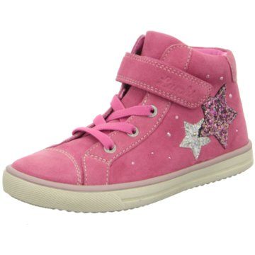 Lurchi by Salamander Sneaker High pink