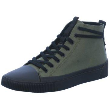 Hugo Boss Sneaker High grün