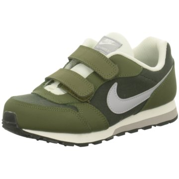 Nike Klettschuh grün