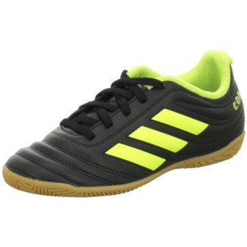 adidas Hallen-SohleCopa 19.4 IN Fußballschuh - D98095 schwarz