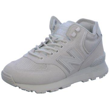 New Balance Sneaker High beige
