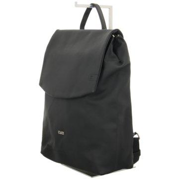 Zwei Rucksack schwarz