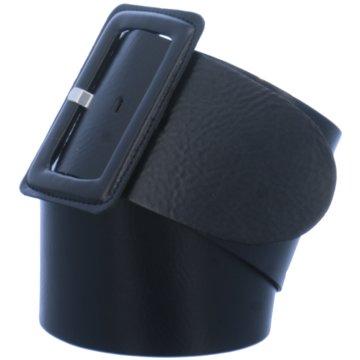 Vanzetti Gürtel schwarz