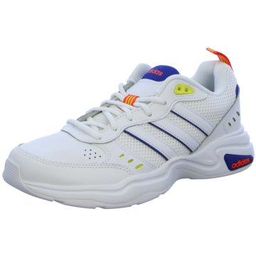 adidas Sneaker LowStrutter weiß