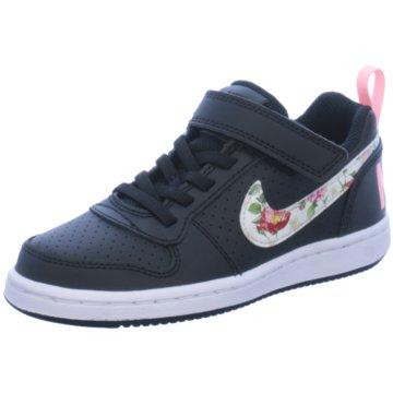 Nike Klettschuh schwarz