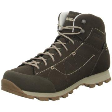 Meindl Outdoor SchuhRIALTO MID GTX - 4628 braun