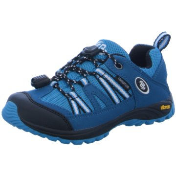 Brütting Wander- & Bergschuh blau