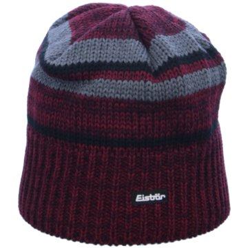 Eisbär Hüte, Mützen & Caps rot