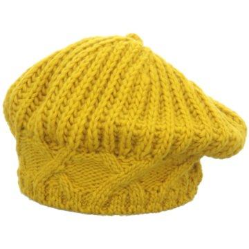Rosenberger Hüte & Mützen gelb