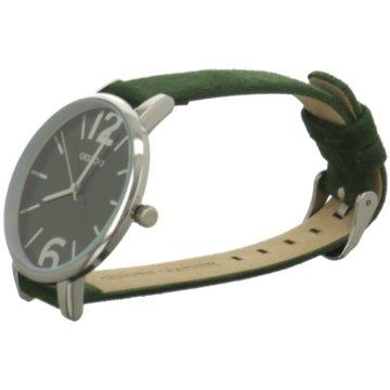 OOZOO Uhren grün