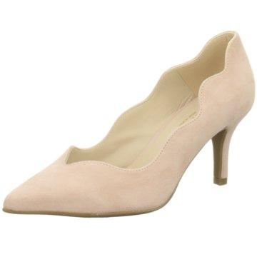 Marian Top Trends Pumps rosa