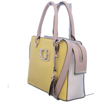 Guess Taschen Damen gelb