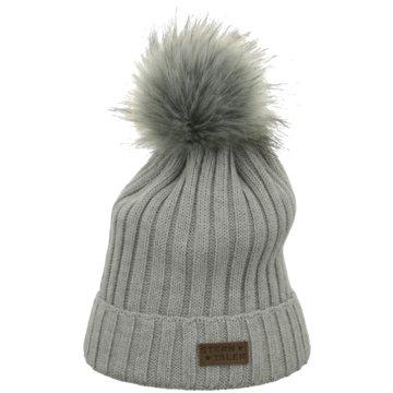 Sterntaler Hüte, Mützen & Co. grau