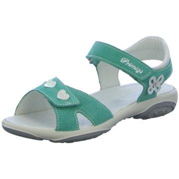 Primigi Offene Schuhe grün